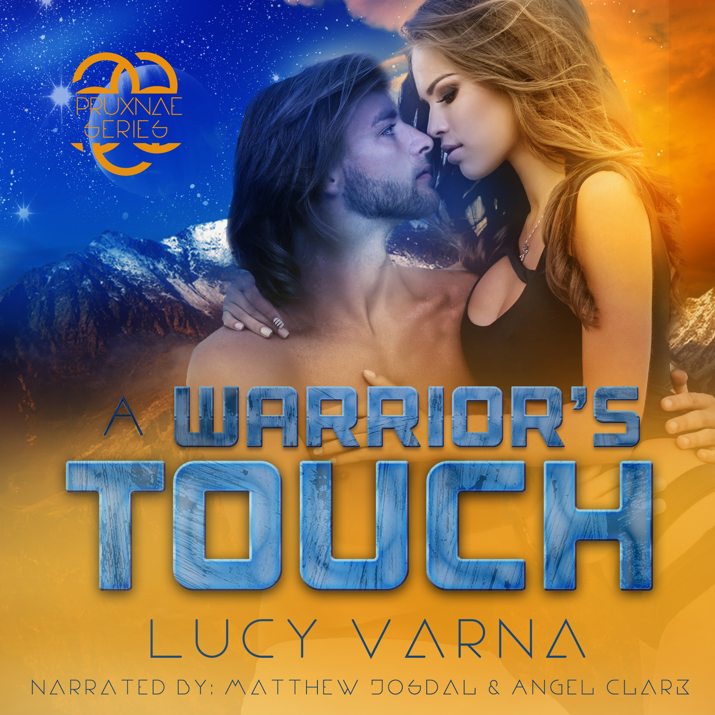 A Warrior's Touch (The Pruxnae, Book 4) by Lucy Varna