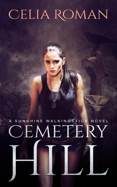 Cemetery Hill by Celia Roman
