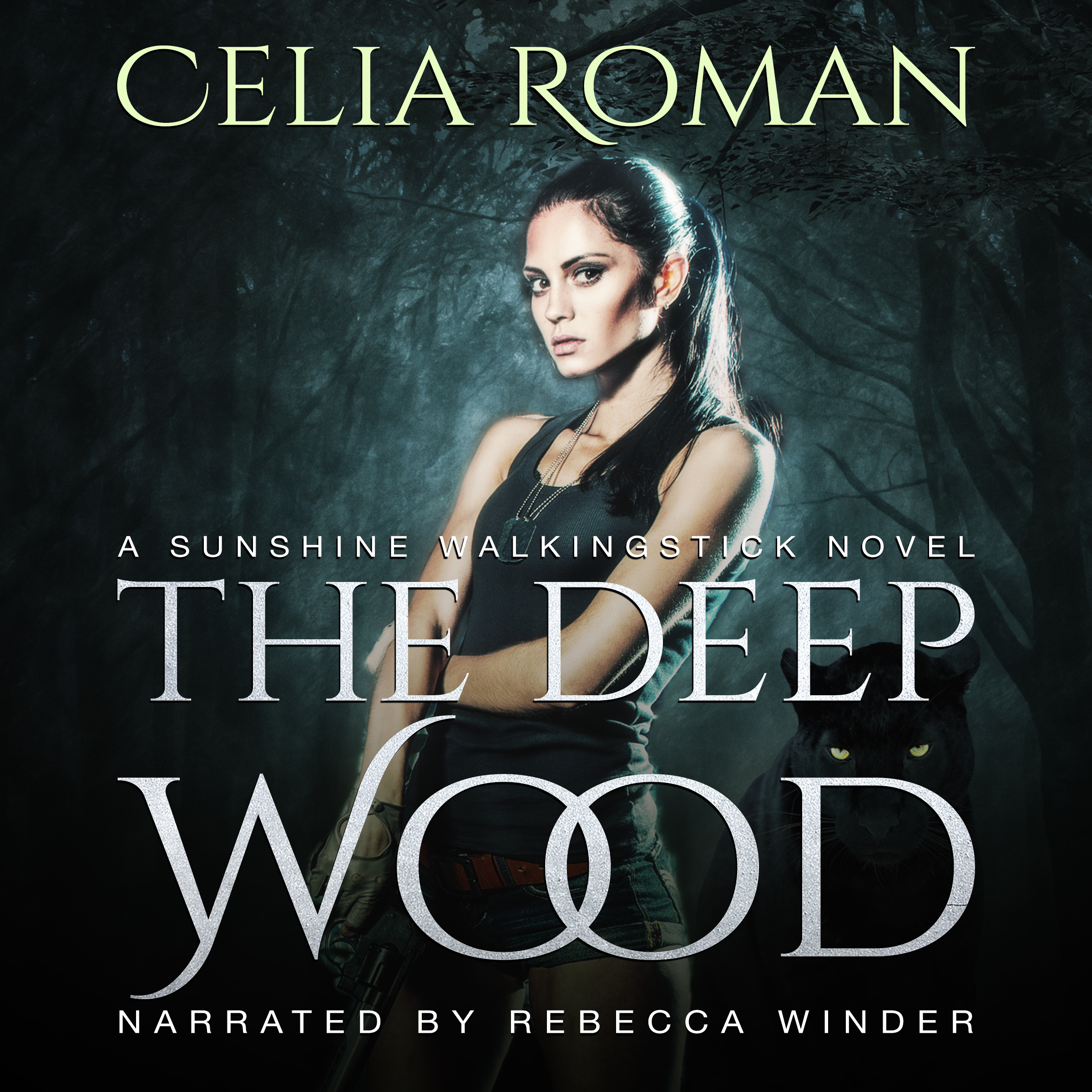 The Deep Wood by Celia Roman, available in audiobook format.