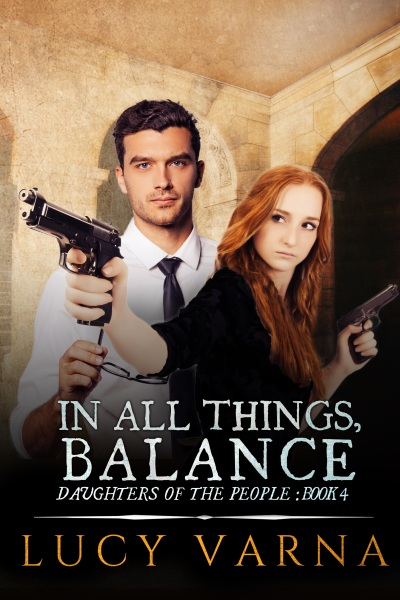 In All Things, Balance by Lucy Varna